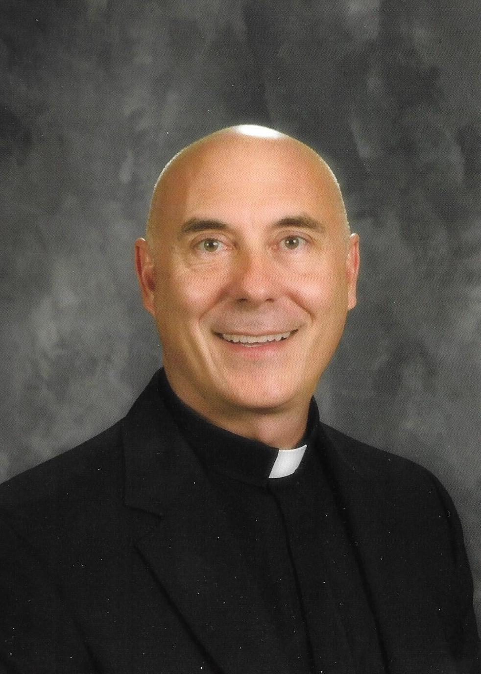 Father Vince Rogers