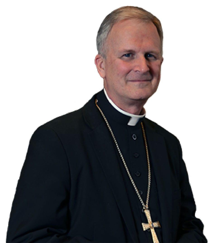 Bishop James Johnston