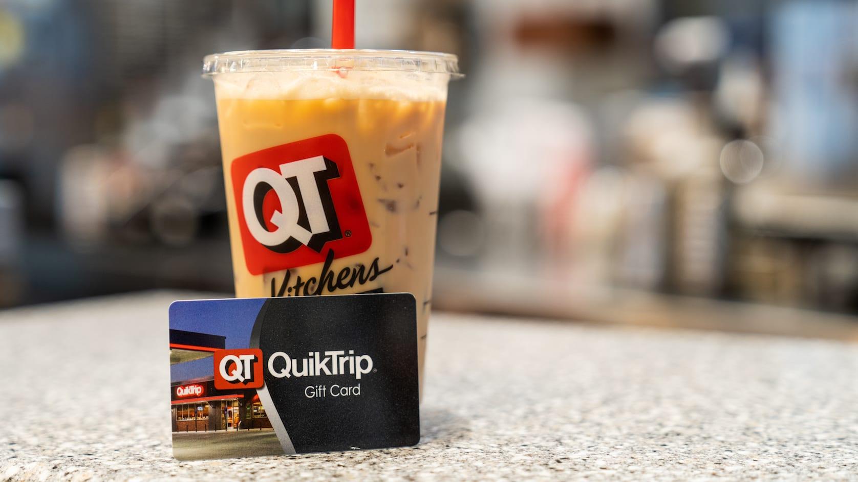 Quiktrip giftcard